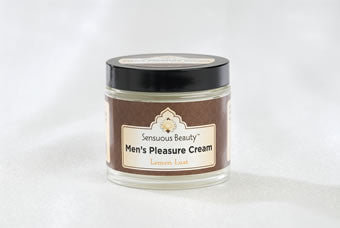 Men's Pleasure Cream - Lemon Lust