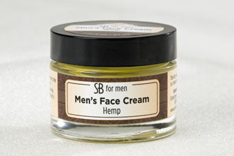 Men's Face Cream - Hemp