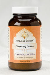 Cleansing  Grains & Mask - Clarifying Chick Pea