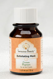 Exfoliating Mask - Green Papaya