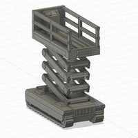 Scissor Lifts (STL Download)