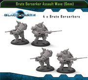 Brute Berserker Assault Wave