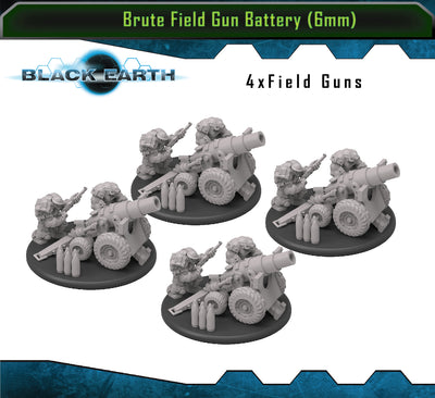 Brute Field Gun Battery (4 Pack)