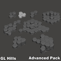 HEXTECH - Grasslands Hills Advanced Set
