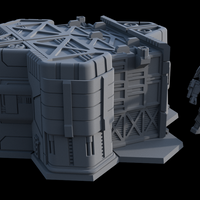 HEXTECH - Delta Base Bundle (STL Download)