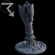 Sci-Fi 28mm Objective Bundle (STL Download)