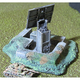 Long Range Radar Tower