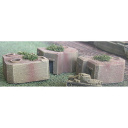 Reinforced Shelters (3 Pack)