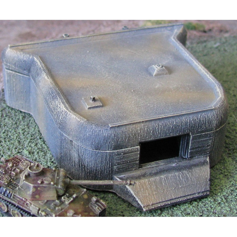 Heavy Bunker 002 - Removable Top