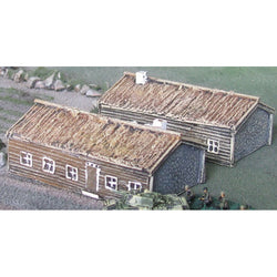 Civilian Building 004 (2 Pack)
