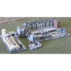 Industrial Heavy Machinery (4 Pack)