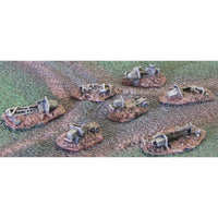 Ruined Vehicles (7 Pack)