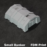 Small Hardened Bunker