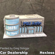 Car Dealership (BJ Auto) (HEXTECH Compatible)