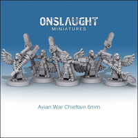 Avian War Chieftains
