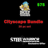 Dicey Ventures Cityscape Bundle