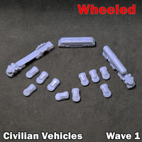 Civilian Vehicles Wave 1 Bundle