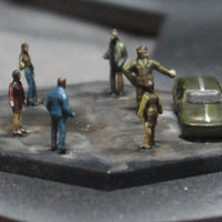 6mm (1/285 Scale) Civilians - Pack of 10