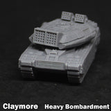 Claymore Heavy Assault Tank