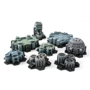 Hex City Industrial - Core Set