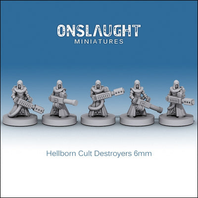 Hellborn Cult Destroyers