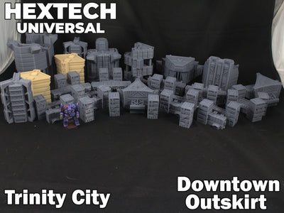 Trinity City Downtown Outskirts (Universal)