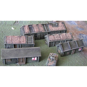 Militia Barracks (5 Pack)
