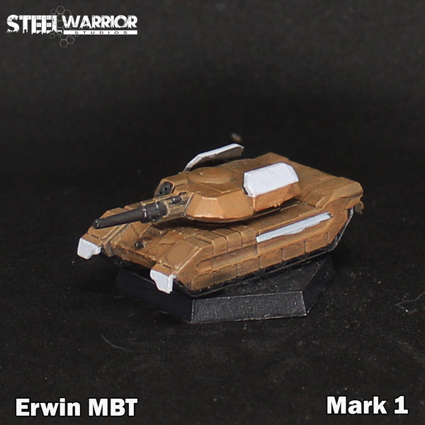 Erwin Main Battle Tank