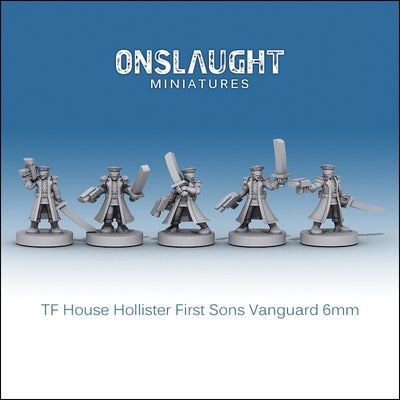 Terran Federation Hollister First Sons Vanguard