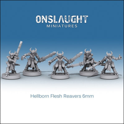 Hellborn Flesh Reavers