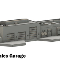 Mechanics Garage (HEXTECH Compatible)