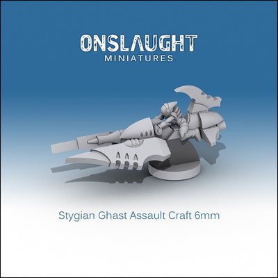 Stygian Ghast Assault Crafts