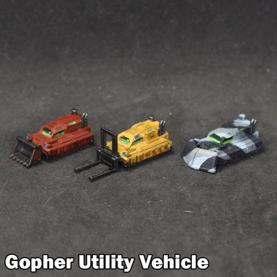 Gopher Utility Vehicle (STL Download)