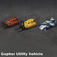 Gopher Utility Vehicle