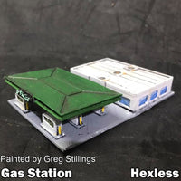 Gas Station (DFA Gas) (HEXTECH Compatible)