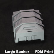 Large Hardened Bunker