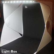 Light Box - Miniature Photography