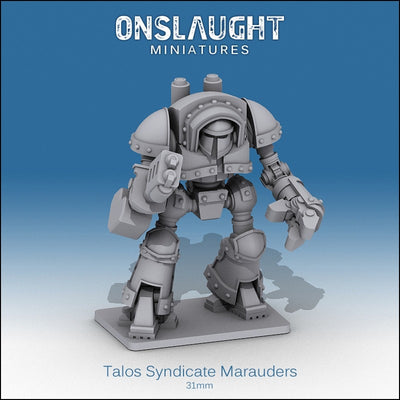 Talos Syndicate Marauders (3 Pack)