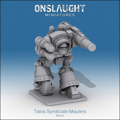 Talos Syndicate Maulers (3 Pack)
