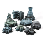 Hex City Industrial - Max Set