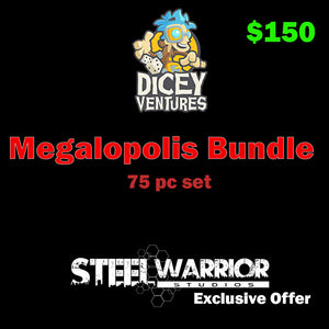 Dicey Ventures Megalopolis Bundle