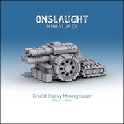 Grudd Heavy Mining Lasers (5 Pack)