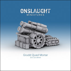 Grudd Quad Mortar (5 Pack)