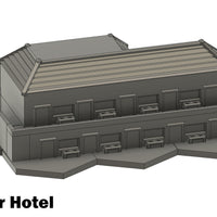 The Salty Grognard Motor Hotel (STL Download)