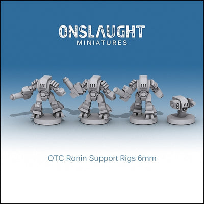 OTC Ronin Support Rigs