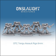 OTC Tengu Assault Rigs