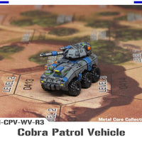 Cobra Patrol Vehicle