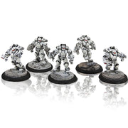 U.E.F Ranger Power Armour Squad