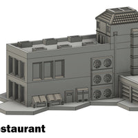Fine Restaurant (STL Download)