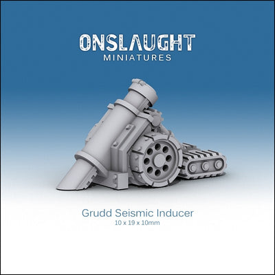 Grudd Seismic Inducer (5 Pack)